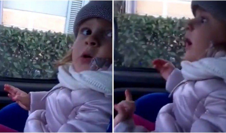 Un hombre retó a su hija por pintarse las uñas y su reacción se volvió viral