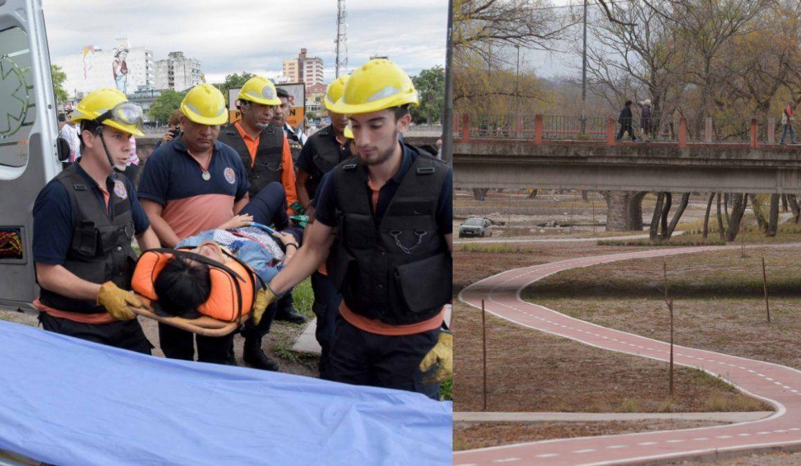 El ejercicio de evacuación del Xibi Xibi se completó en 15 minutos