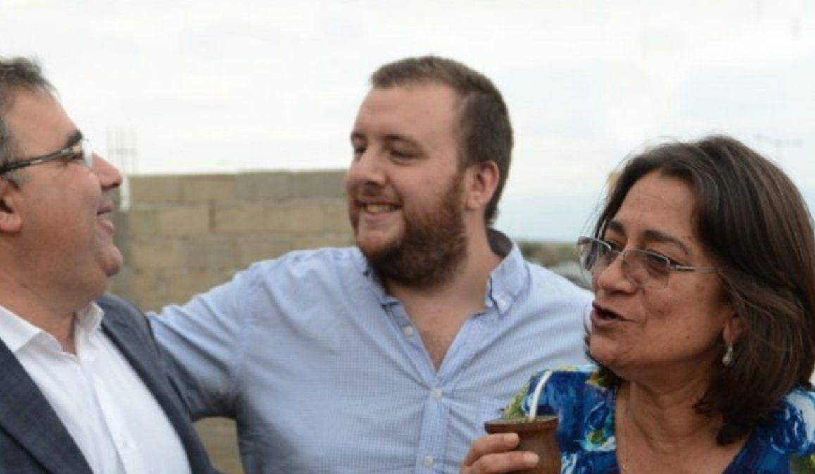 Nombraron como director del Banco Nación a un sobrino de Alicia Kirchner sin título