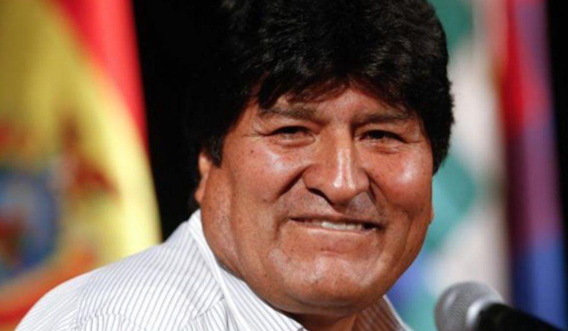 Pidieron a Argentina que evite que Evo Morales haga llamados a la violencia o a la subversión