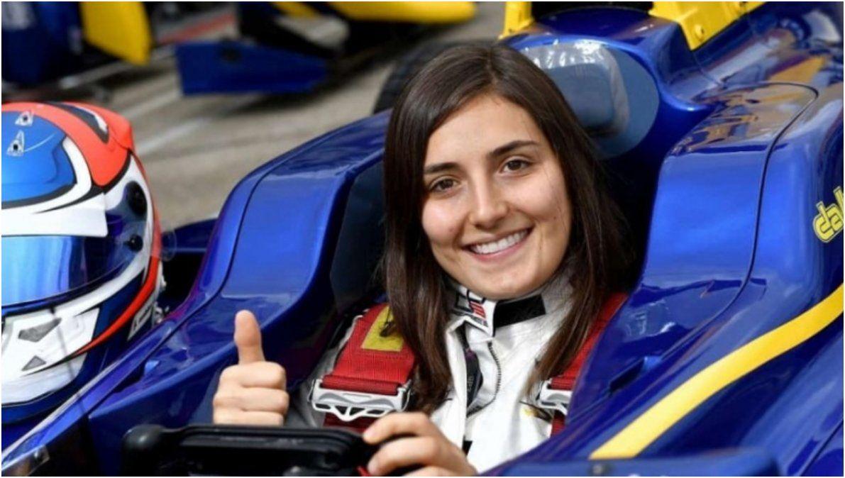 Una colombiana será la primera mujer que correrá en la Súper Fórmula de Japón