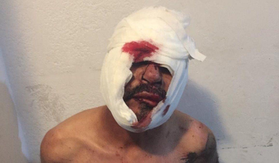 Lo encontraron abusando de un menor y los vecinos lo lincharon
