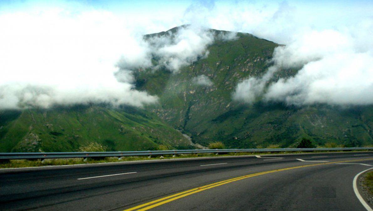 Neblina en Bárcena, precaución en Abra Pampa en Ruta 11 y en Termas de Reyes en Ruta 4
