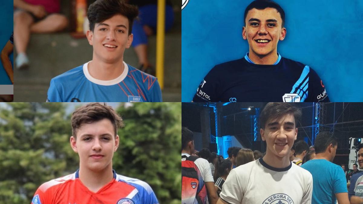 Más jujeños presentes en el Argentino de Clubes