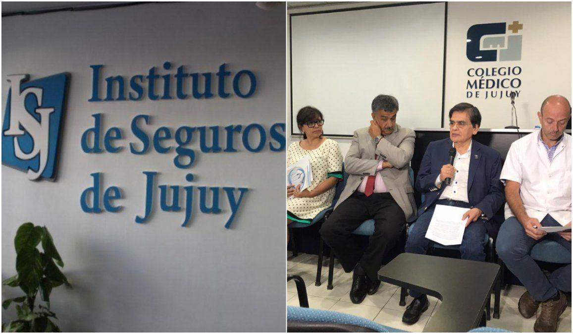 Crisis en el ISJ: profesionales llamaron al diálogo, a fin de evitar cortar el servicio