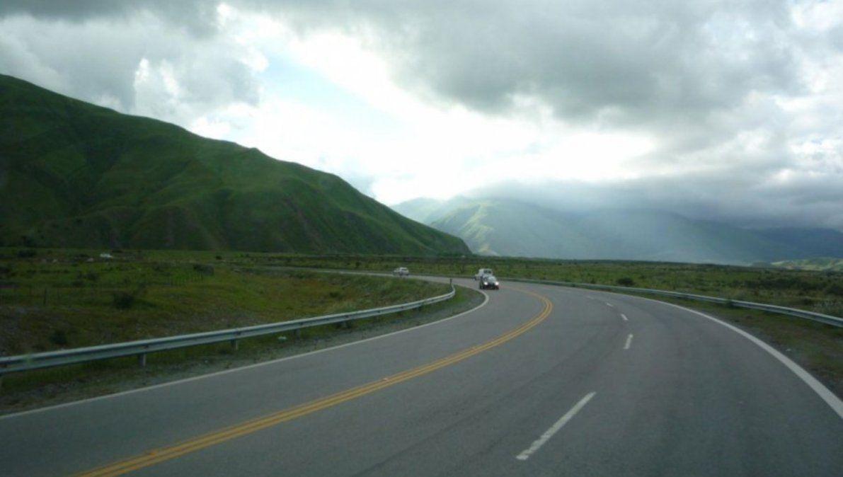 Las Rutas están transitables en Jujuy, se recomienda precaución por lluvias