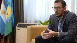 el presidente del banco provincia dijo que no seguiran los descuentos de 50% en supermercados