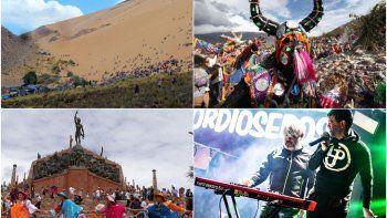 Festivales, arte y anticipo de carnaval, las propuestas para este finde en Jujuy