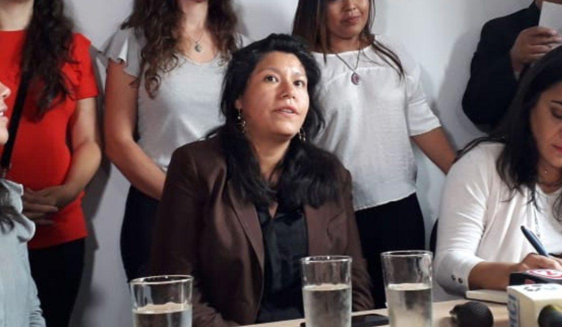 Asumió Mariela Segovia como delegada de Desarrollo Social de la Nación
