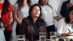 altText(Asumió Mariela Segovia como delegada de Desarrollo Social de la Nación)}