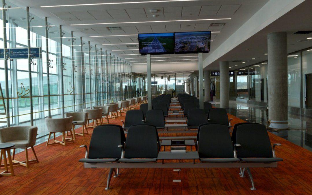 Vuelos: Jujuy registró una caída del 2,5% en la cantidad de pasajeros