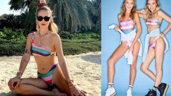 Chiara Ferragni lanzó su nueva colección y llovieron las críticas por las modelos