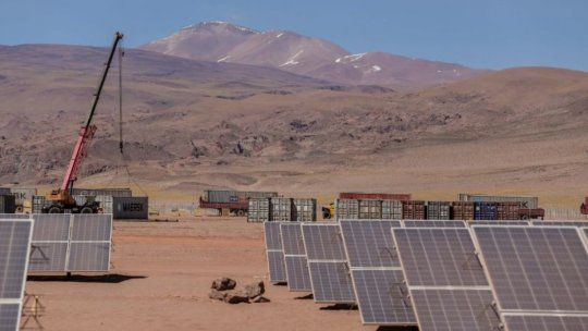 El insólito costo de un parque solar que solo genera deuda
