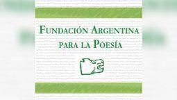 fundacion argentina para la poesia