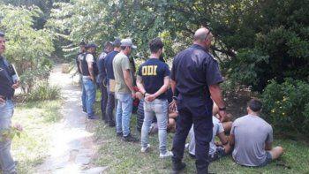 Once detenidos por el crimen en Villa Gesell