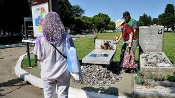 Emotiva ceremonia a cinco años de la muerte de Nisman