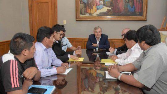 Intendentes se le plantaron a Morales: exigen más coparticipación