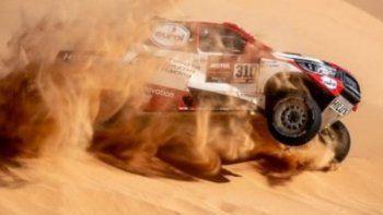 Las mejores imágenes del Dakar 2020