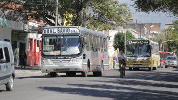 Transporte: persiste el conflicto en la empresa General Savio