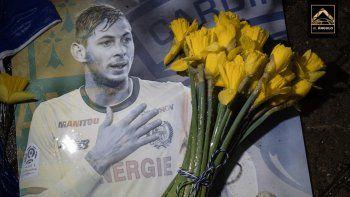 A un año de la muerte de Emiliano Sala, el emotivo homenaje del Nantes.