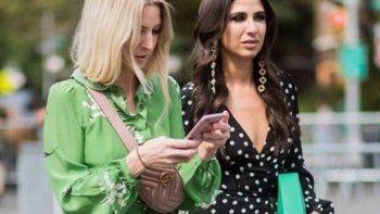 Solo o con estampados, el verde se apodera de los vestidos veraniegos