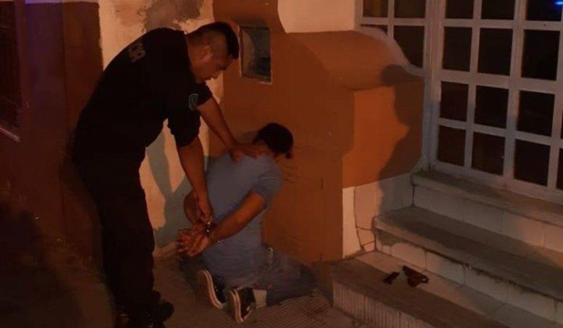 A punta de pistola, asaltaron a una mujer en Ciudad de Nieva