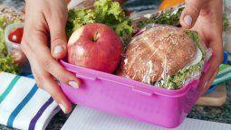 vianda de la colonia de vacaciones ¿como trasladar los alimentos?