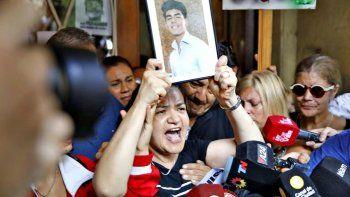 Emotiva marcha por el crimen de Fernando