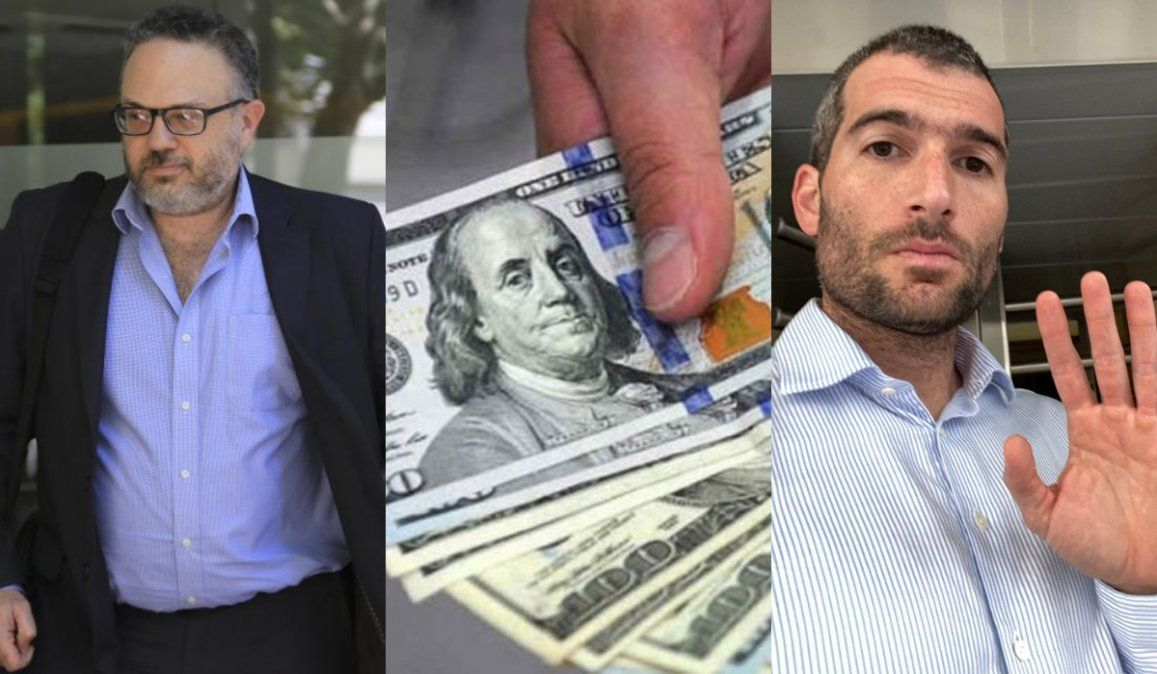 El ministro Kulfas denunció el hallazgo de 10 mil dólares en un cajón