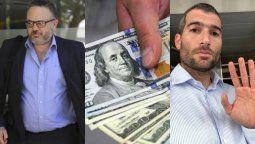 el ministro kulfas denuncio el hallazgo de 10 mil dolares en un cajon