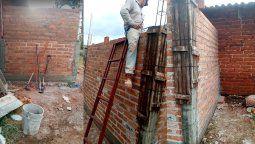 albaniles construyeron una habitacion sin puerta nos van a echar
