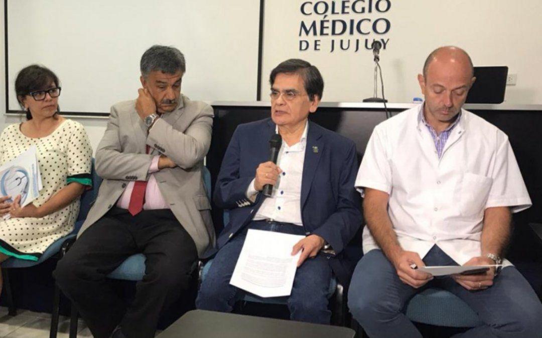 Deuda del ISJ: El gobierno divide a los médicos para forzar un acuerdo