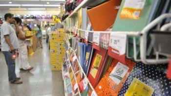 La canasta escolar en Jujuy subió un 42%: uno por uno los precios