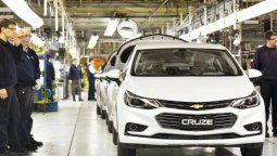 general motors paralizara durante todo un mes su planta automotriz