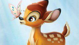 se viene la remake fotorrealista de bambi