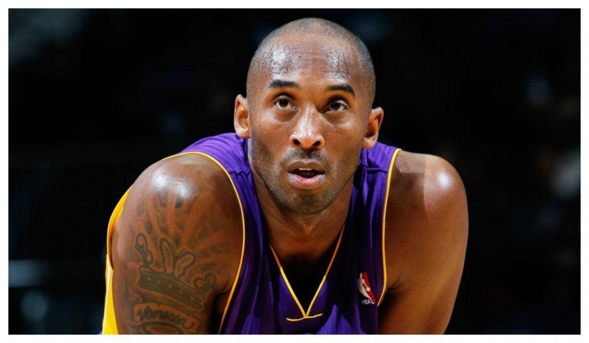 Murió la leyenda de la NBA Kobe Bryant en un accidente aéreo