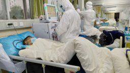 china: asciende a 80 el numero de muertos por el coronavirus