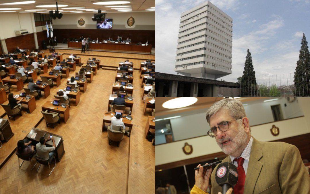 Audios polémicos: El PJ pedirá el Juicio político al presidente del Superior Tribunal