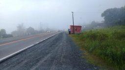 precaucion en ruta 52 altura saladillo por crecidas, siguen los cortes en las rutas 73 y 40