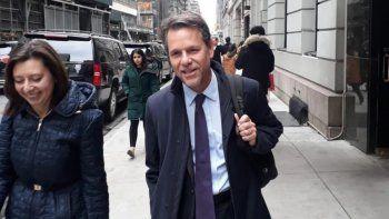 El FMI calificó como positiva la reunión con Guzmán