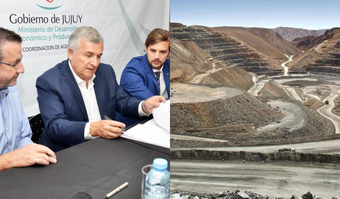 Una minera le dará más de un millón de dólares al gobierno para que genere empleo