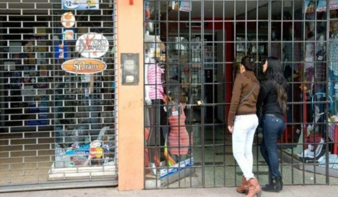 El sector del comercio toma medidas para afrontar la crisis del coronavirus