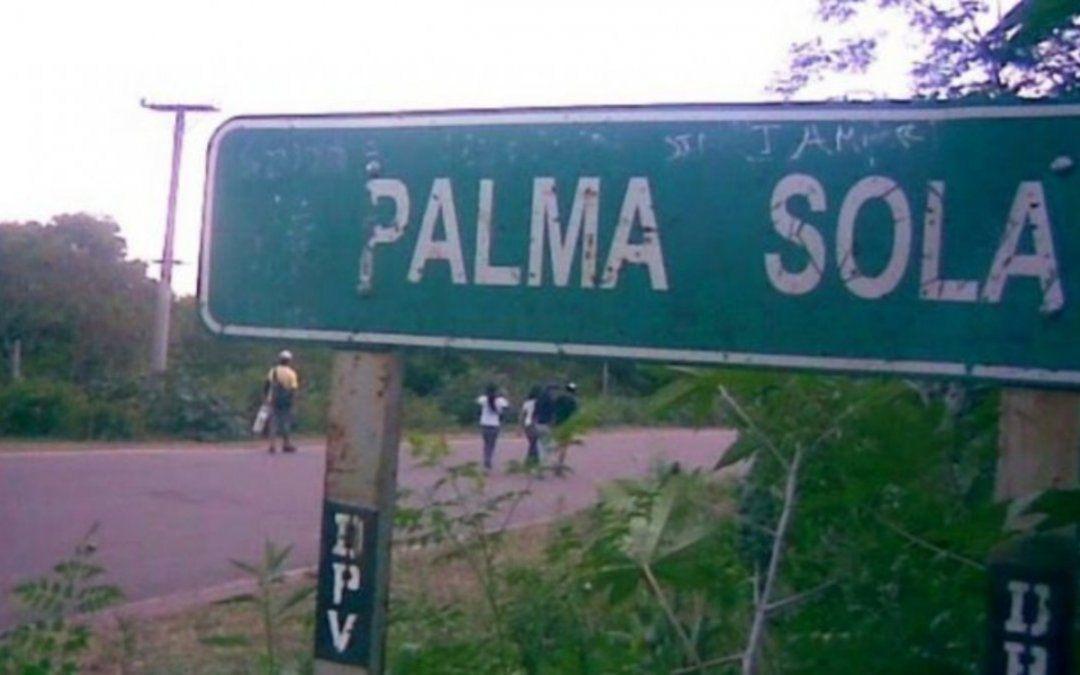 Encuentran un cadáver decapitado en Palma Sola
