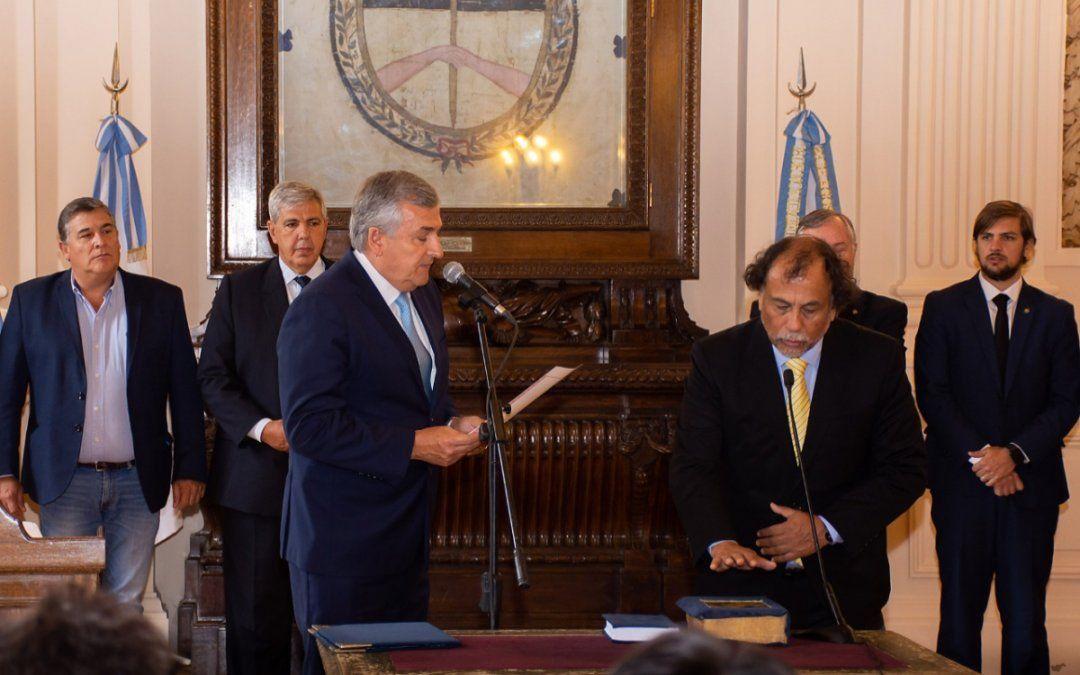 No al nepotismo: el incómodo planteo del nuevo ministro de Morales
