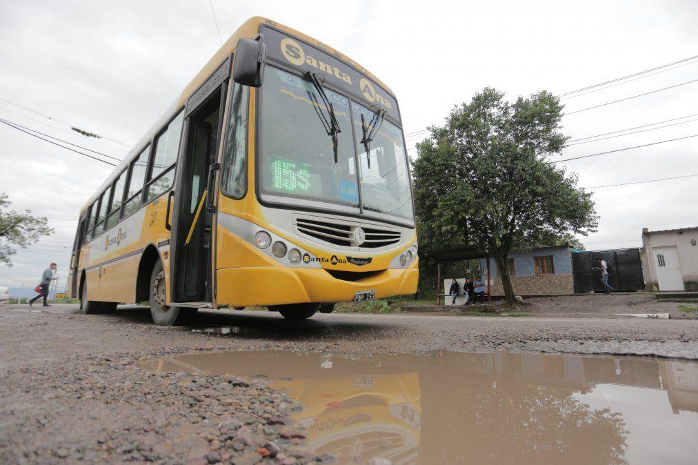 Congelan los aumentos del transporte en Jujuy por 120 días