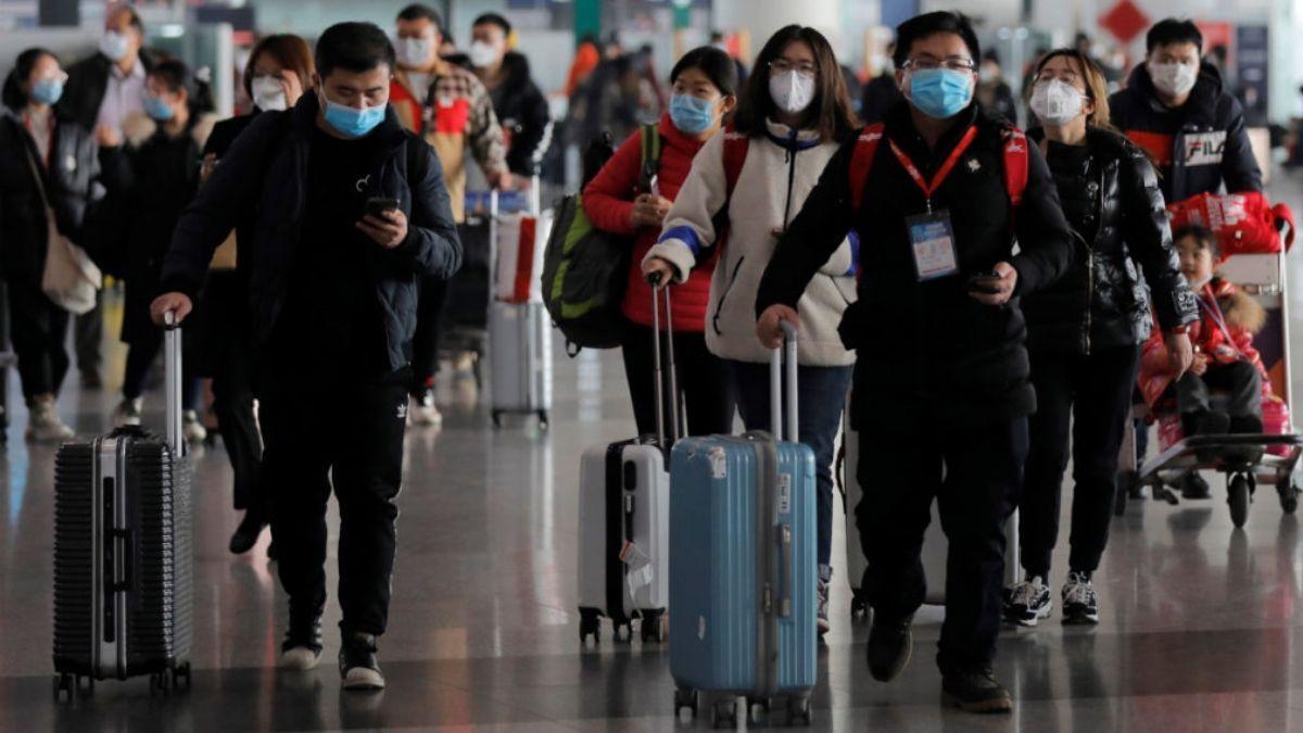 Mirá cuáles son los síntomas del coronavirus que se propagó en Wuhan