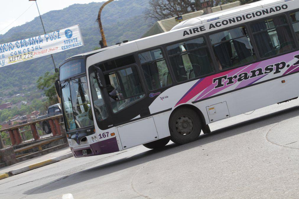 Jujuy recibirá de Nación 58 millones de pesos para el Transporte