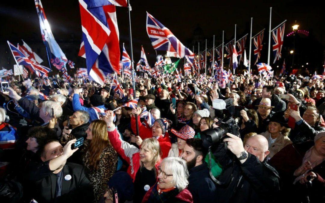 Reino Unido dejó de ser parte de la Unión Europea