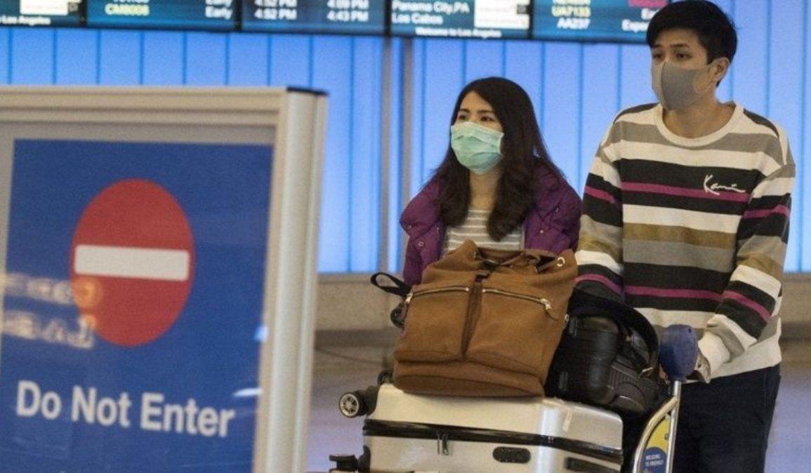 Coronavirus: Estados Unidos prohíbe el ingreso de extranjeros que viajaron a China