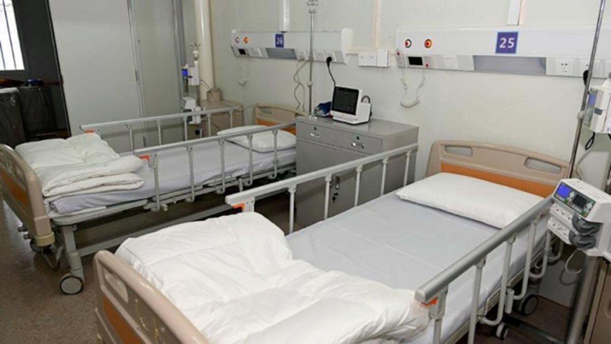 China: así quedó el hospital prometido en 10 días y ya están terminando otro más grande